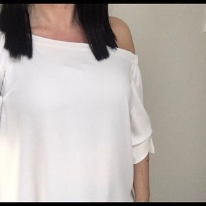 Babaton Off The Shoulder Blouse Sz:M